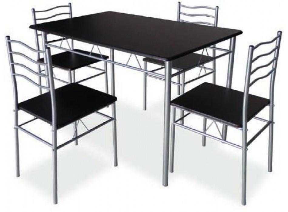 Стол с креслами Эсприт