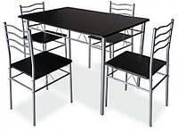 Стол с креслами Эсприт, фото 1