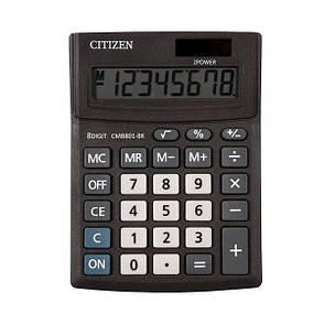 Калькулятор Citizen CMB801-BK  настольный, 8р., фото 2