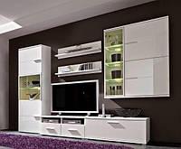 Корпусная мебель в стиле Black Red White