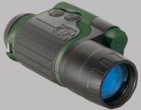 NVМТ Spartan 3x42 (монокуляр, збільшення 3х, удосконалений ІЧ ліхтар)  YUKON