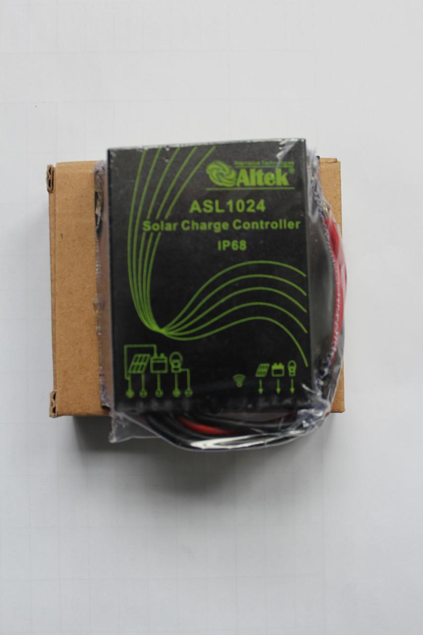 Контроллер для систем автономного освещения ASL1024