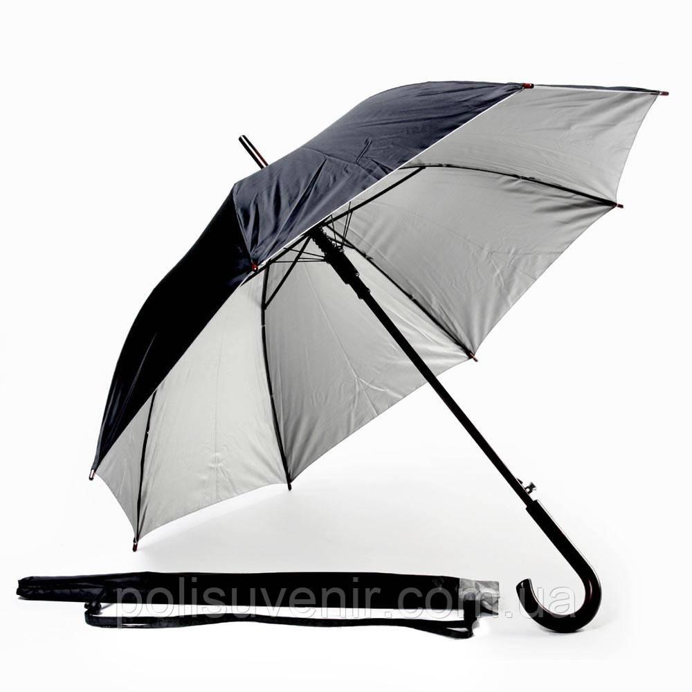 Классический Зонт-трость автомат
