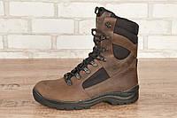 Ботинки высокие тактические STIMUL Козак деми крейзи коричневый