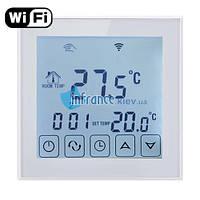 Терморегулятор для нагревательных панелей Klimteh BHT-323 WiFi, фото 1