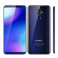 """Смартфон Cubot X18 Plus 4/64Gb Blue, 20+2/13Мп, 5.99"""" IPS, 2 sim, 4G(LTE), 4000мАh, GPS, MT6750T, 8 ядер, фото 1"""