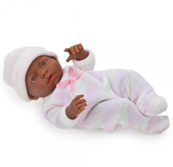 Berenguer, Кукла темнокожая девочка 25 см