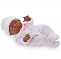 Berenguer, Кукла темнокожая девочка 25 см, фото 1