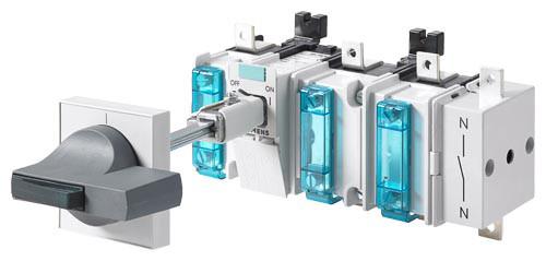 Разъединитель Siemens SENTRON IU=630A, 3KA5840-1GE01