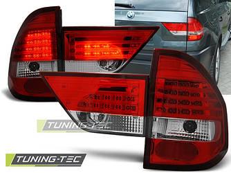 Ліхтарі BMW X3 E83 тюнінг Led оптика