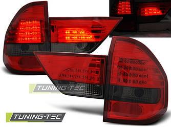 Стопы фонари тюнинг оптика BMW X3 E83
