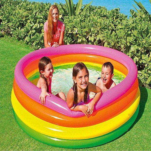 Надувной детский бассейн 617 литров Intex 56441