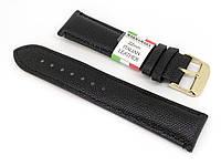 Ремешок для часов Maknamara MK02BL03-22 22 мм Черный