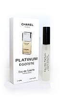 Мини парфюм Chanel Egoiste Platinum (Шанель Эгоист Платинум), 10 мл