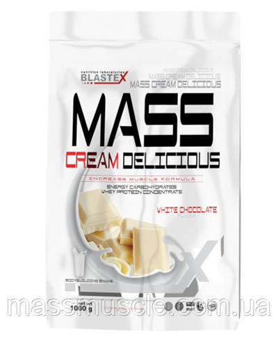 Гейнер Blastex Mass Cream Delicious 1000 g