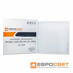 Светодиодный светильник OPAL 36W 4000K LED-SH-595-20