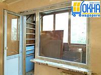 Окна металлопластиковые (Киев) – недорого, не значит плохо!