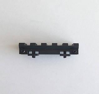 База weaver mini на вентилируемую планку, стальная