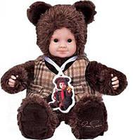 Кукла ANNE GEDDES МИШУТКА (30 см) оригинал