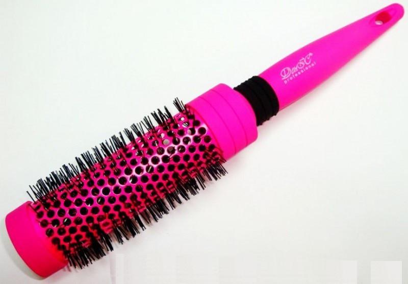 Расчёска-браш ДенІС розовая d34