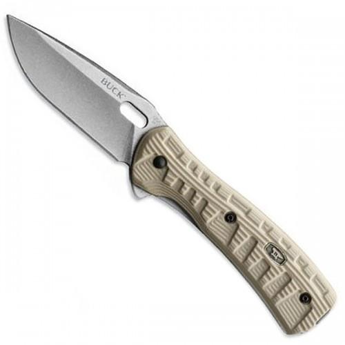 "847TNS Нож Buck ""Vantage® Force, Desert Tan, - Pro (S30V)#"