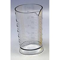 Мерный стаканчик прозрачный