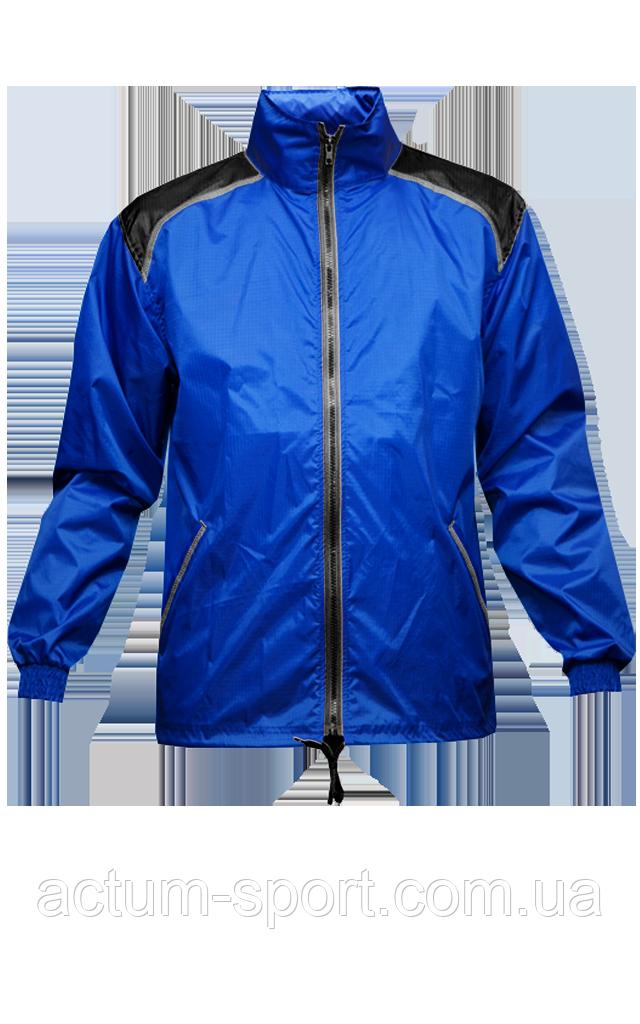 Ветровка с капюшоном Dinamo Titar сине/черная