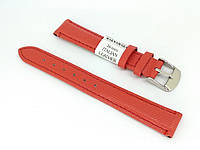 Ремешок для часов Maknamara MK02RD01-16 16 мм Красный
