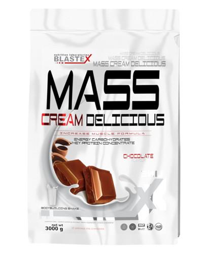 Гейнер Blastex Mass Cream Delicious 3000 g