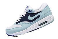 Nike Air Max 87 White / Light Blue, 36-40
