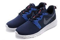 Nike Roshe Run Hyperfuse QS Blue Reflector, 41-44