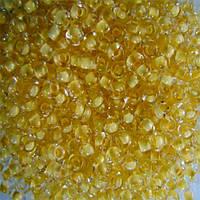 Чешский бисер для рукоделия Preciosa (Прециоза) оригинал 50г 33119-38381-10 Желтый