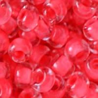 Чешский бисер для рукоделия Preciosa (Прециоза) оригинал 50г 33119-38397-10 Красный