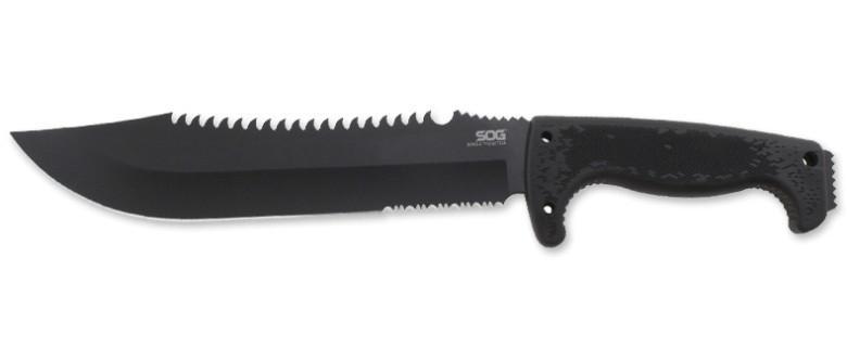 """F03T Нож SOG """"Fusion Jungle Primitive"""""""