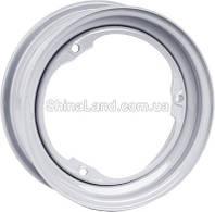 Стальные диски КрКз Таврия 11021 4,5x13 3x256 ET30 dia228,1 (GR)