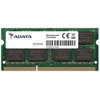 Модуль памяти для ноутбука SoDIMM DDR3 4GB 1600 MHz ADATA (AD3S1600W4G11-S)