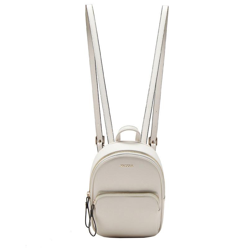 Рюкзак женский Micocah White белый eps-8245