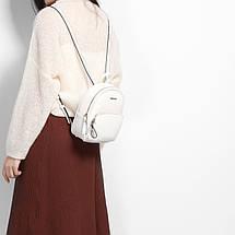 Рюкзак женский Micocah White белый eps-8245, фото 2