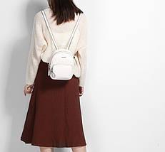 Рюкзак женский Micocah White белый eps-8245, фото 3