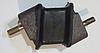 Подушка 3309-1001020 опоры двиг. ГАЗ 3309, ГАЗЕЛЬ с дв.4216 передн. (покупн. ГАЗ)