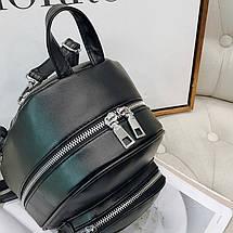 Рюкзак женский Aster Black черный eps-8246, фото 2