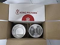 K-кт поршней +0.50mm KING PISTONS 18-3010633 d86mm OPEL 2.0, DAEWOO CHEVROLET