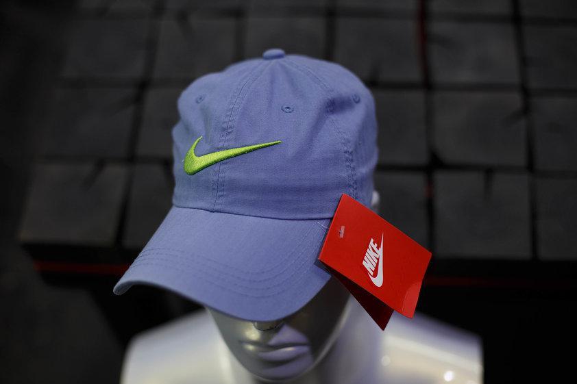 Кепка мужская Nike котон