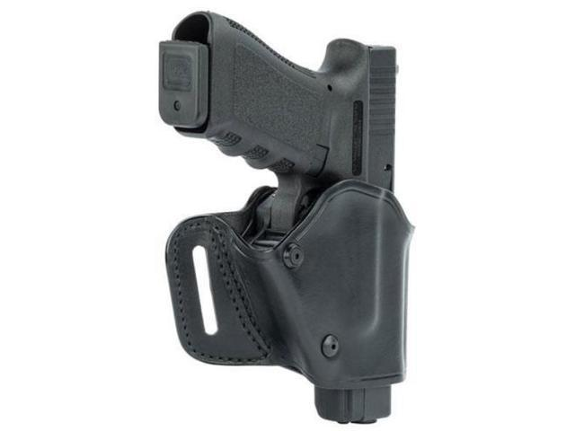 Кобура BLACKHAWK GripBreak c замком на скобе для Glock 17.19,22,23,31,32 ц:черный