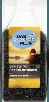 Органический черный чай Das gesunde Plus English Breakfast, 200гр.