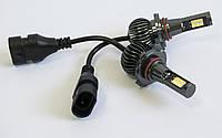 Комплект светодиодных ламп LED X5 / 9006 двухцветная