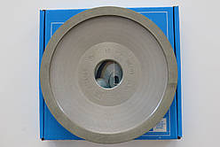 Круг алмазный тарельчатые конические 150х18х2х10х32 160\125 12А2-20 АС4 В2-01 БАЗИС