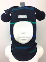 Шапка шлем зимняя Beezy 1406/64