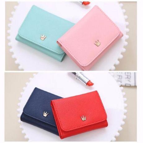Кошелек женский - 4 цвета, жіночий гаманець ,клатч, портмоне,бумажник