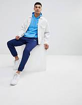 Толстовка Nike Club Swoosh Pullover Hoodie 804346-413 (Оригинал), фото 3